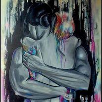 картина прегръдка